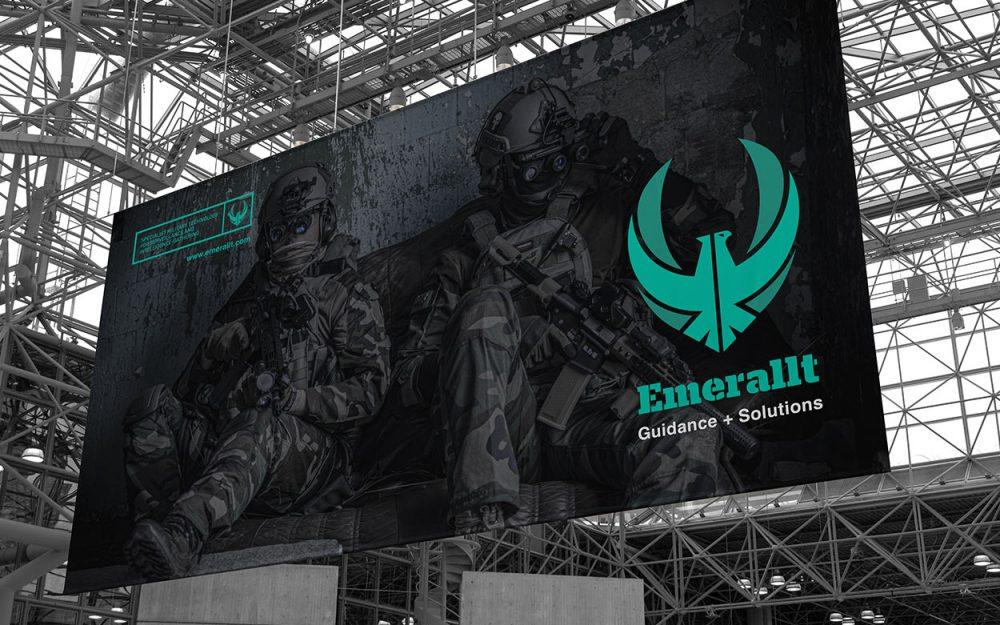 Emerallt Banner
