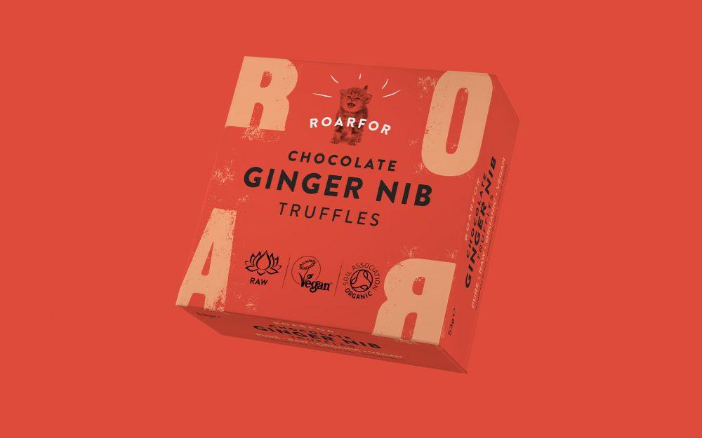 Roarfor Chocolate Truffles